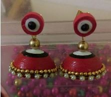 Jhumka Simple Stud