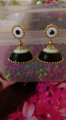 Jhumka with stud