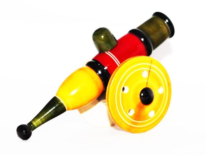 Etikoppaka Wooden Cannon (Phiraṅgi/Tōpa)