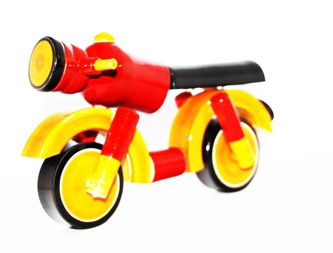 Etikoppaka Wooden Bullet Toy